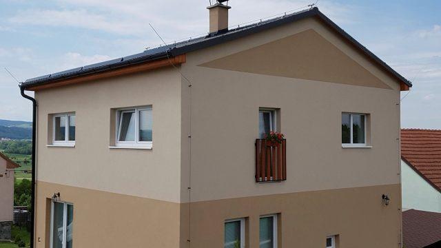 Rodinný dům Krhov