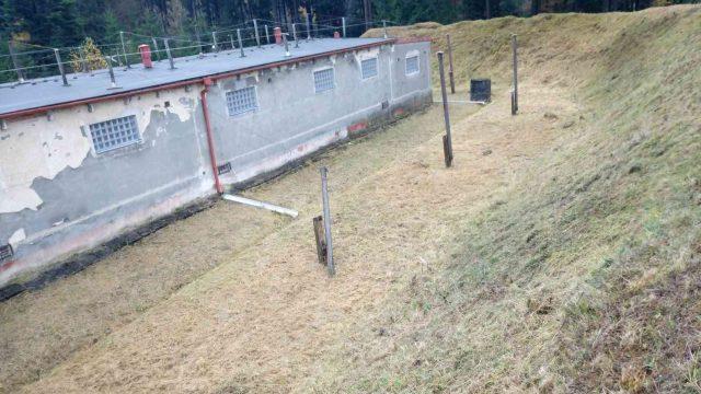Revize hromosvodů pro MOČR – muniční sklady Květná