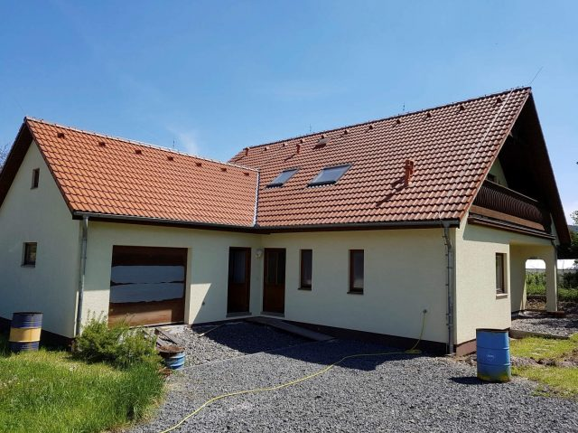 Rodinný dům Jaroměřice